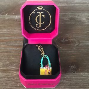 Juicy Couture Beach Bag Charm